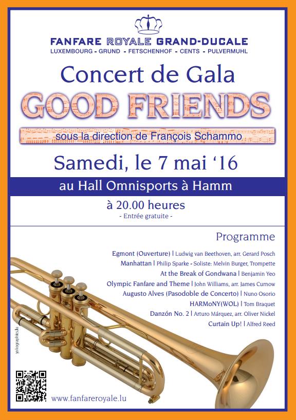 Concert de Gala 2016